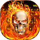 Download Fire Skull Flaming Keyboard Theme For PC Windows and Mac