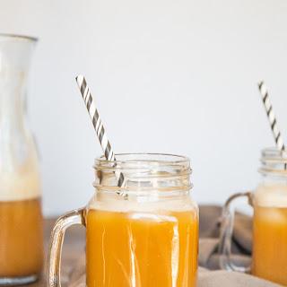 Harry Potter Inspired Pumpkin Juice.