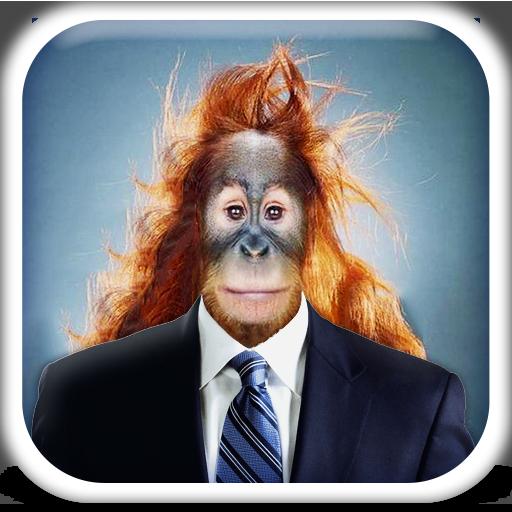 动物的脸  照片蒙太奇 攝影 App LOGO-APP試玩