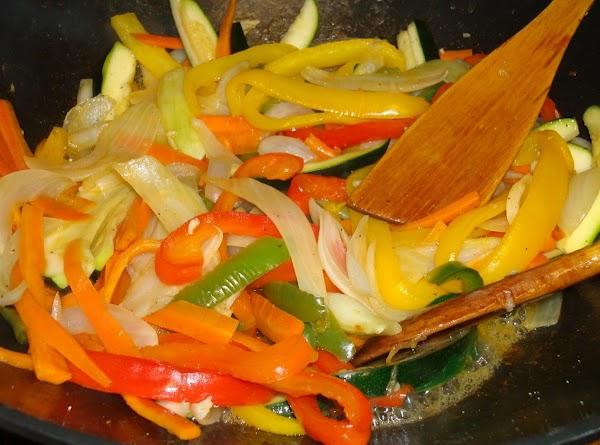 Vegetable Fajitas Recipe
