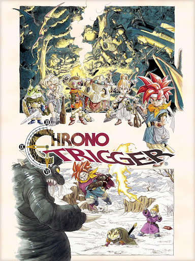 CHRONO TRIGGER (Upgrade Ver.) - screenshot