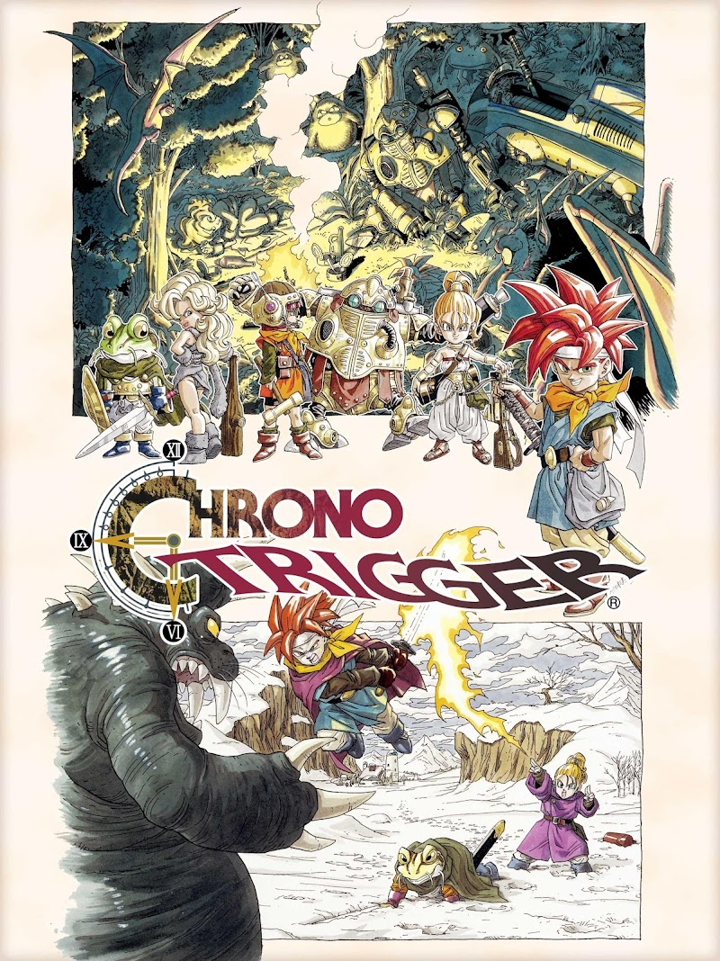 CHRONO TRIGGER (Upgrade Ver.) Screenshot 16