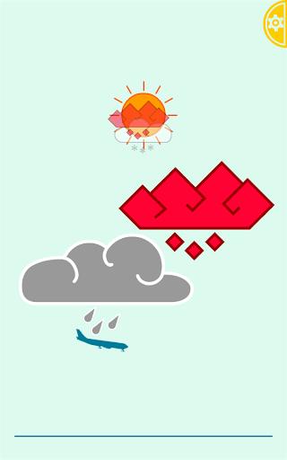 Cloudy Shaman - quick reaction 1.0.6 screenshots 4
