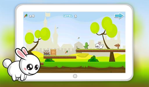 Tom Bunny Run Dash screenshot 5