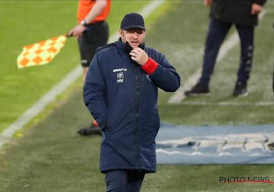 """Hein Vanhaezebrouck vol lof voor speler: """"Oscar van de match voor hem"""" en """"Zeker een 9 op 10 in de kranten"""""""