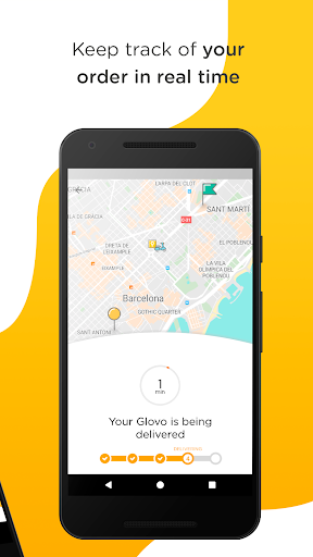Glovo: delivery from any store 5.3.1 screenshots 3