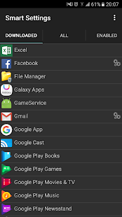 Smart Settings FREE- screenshot thumbnail