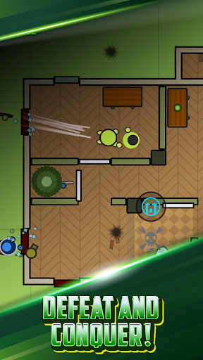 Code Triche surviv.io - 2D Battle Royale mod apk screenshots 5