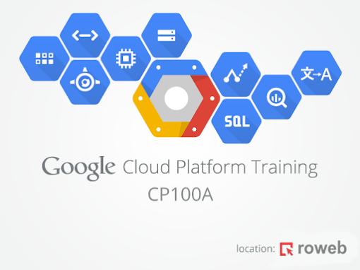 CP100A: Google Cloud Platform Fundamentals, Pitești