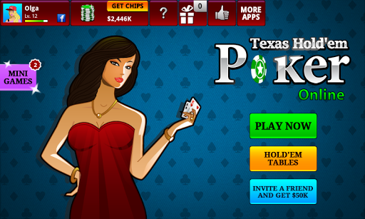 Texas Holdem Poker Online Free - Poker Stars Game 2.4.3.1 screenshots 1