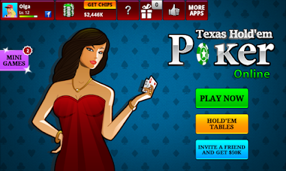Texas Holdem Poker Online Free – Poker Blackjack APK Download – Free Card GAME for Android 1