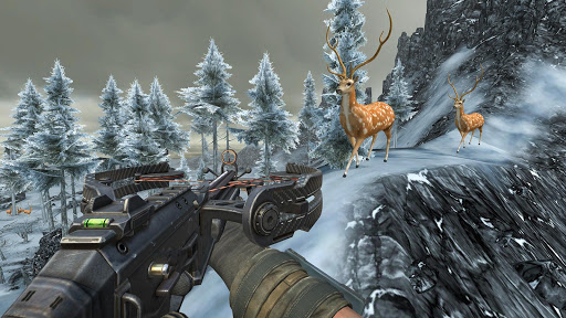 Sniper Hunter Wild Safari Survival: Shooting Game  screenshots 1