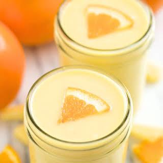 Pineapple Orange Banana Smoothie.