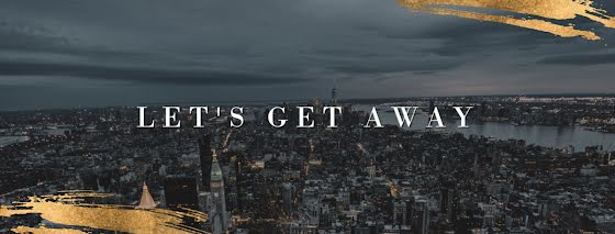 Let's Get Away - Facebook Page Cover Template