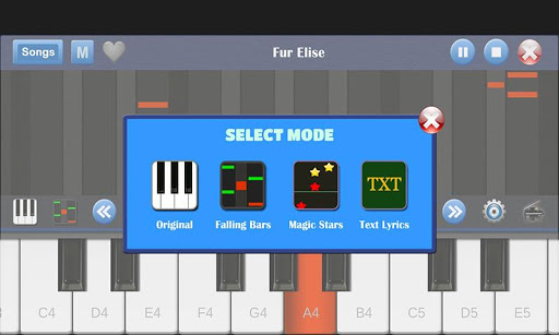 Piano Music Free 1.2 screenshots 5