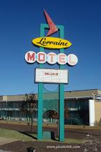 Photo: Het Lorraine Motel waar Martin Luther King werd neergeschoten