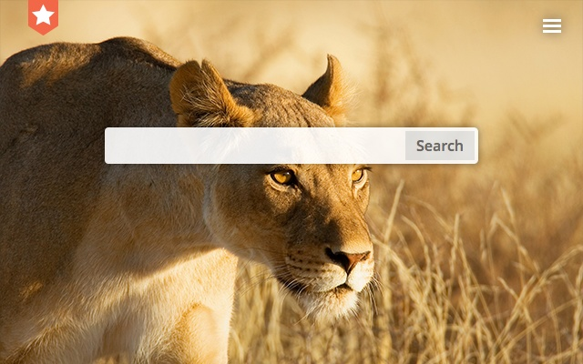 Lioness. New tab