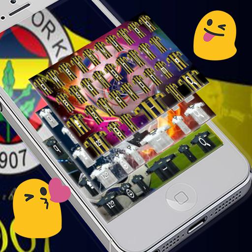 Fenerbahce Keyboard Emoji