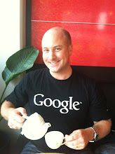 Photo: Our fearless leader jumps in on the geek shirt action!