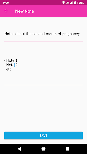 Pregnancy Calculator and Calendar 1.0.1 screenshots 7
