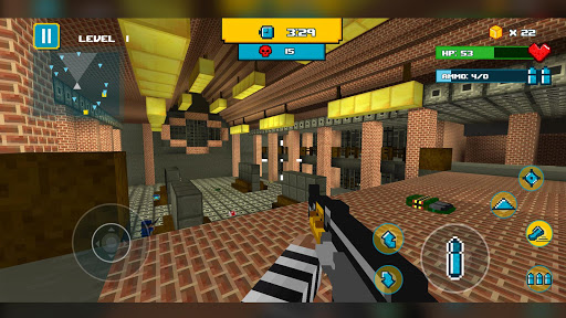 Cops Vs Robbers: Jailbreak apktram screenshots 3