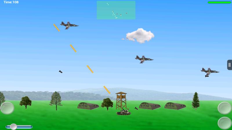 Скриншот Air Defender Arcade