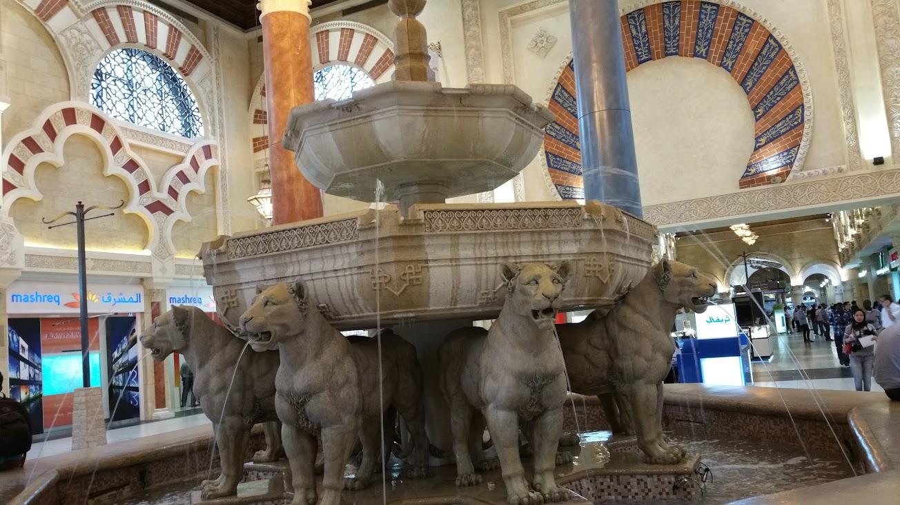 Ibn Battuta Mall, Dubai – Indrosphere