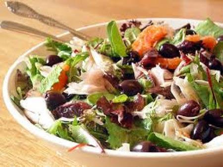 Sing a Lil' Tuna - lo cal. Salad Recipe