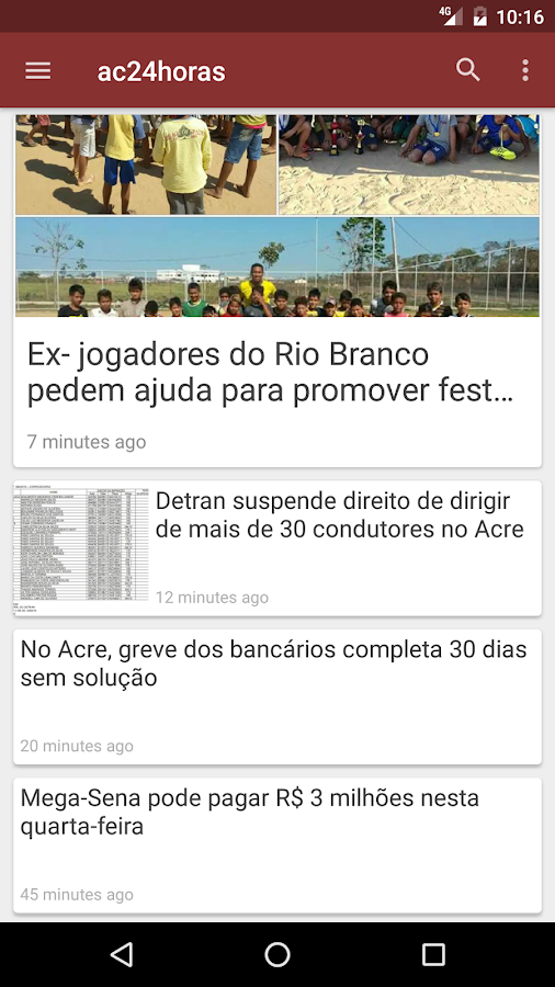 ac24horas - Notícias do Acre- screenshot