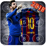 LockScreen For Messi New Icon