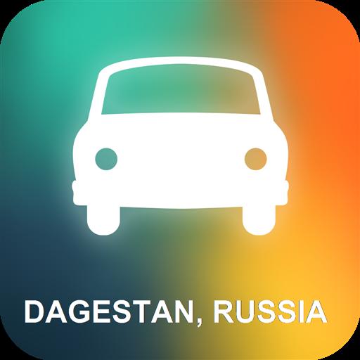 達吉斯坦,俄羅斯 GPS導航 旅遊 App LOGO-APP試玩