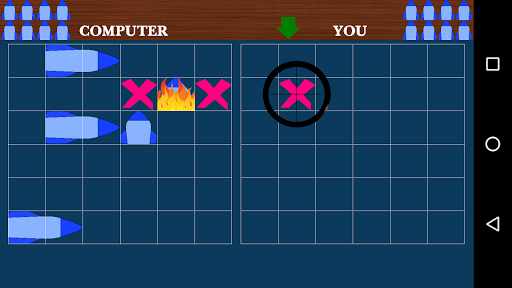 Battleship Over Sea 1.0 screenshots 6