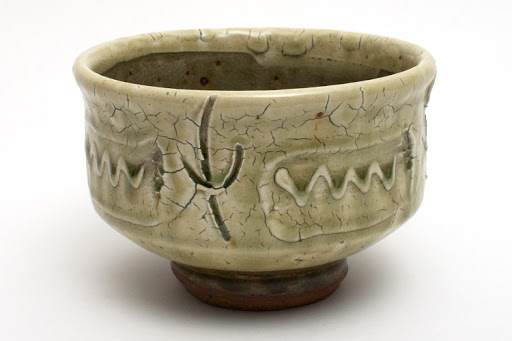 Mike Dodd Ceramic Footed Bowl 009