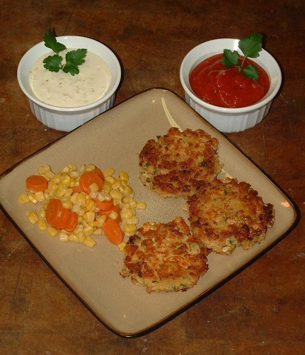 Spring Hill Ranch's Crab Cakes Recipe