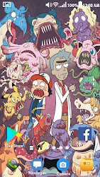Download Rick And Morty Wallpaper Hd 4k For Android Seedroid