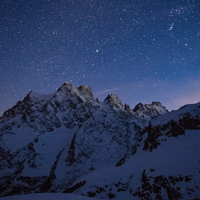 by Eden Meyer - Landscapes Starscapes ( mountain, snow, nightscape )