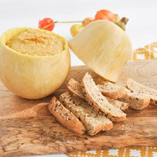 Vegan & Gluten-free Butternut Squash Dip