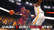 Basketball Dunk Tournament app (apk) free download for Android/PC/Windows screenshot