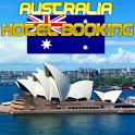 Australia Hotel Booking icon