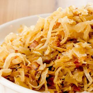 Creamed Sauerkraut Recipes