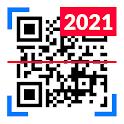 FREE QR Scanner: Barcode Scanner & QR Code Scanner icon