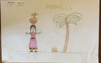 Photo: Nethra - Age 7