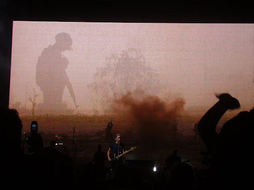Fotos de Roger Waters en Argentina