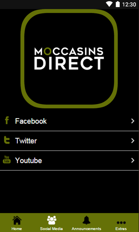 Moccasinsdirect.com- screenshot