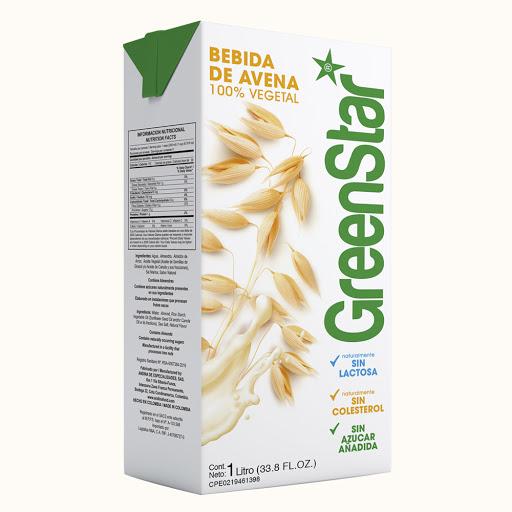 bebida greenstar avena 1lt