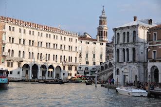 Photo: Návštěva Benátek - den sedmý (pátek 28. červen 2013). Canal Grande.
