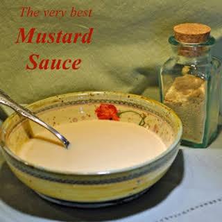 Best Mustard Sauce.