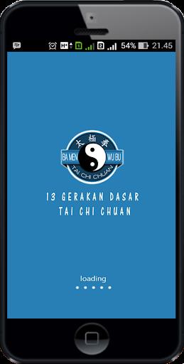Ba Men Wu Bu Tai Chi Chuan