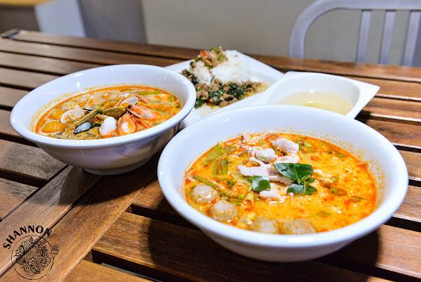 台中中區-好泰麪 一人一份的泰式小吃
