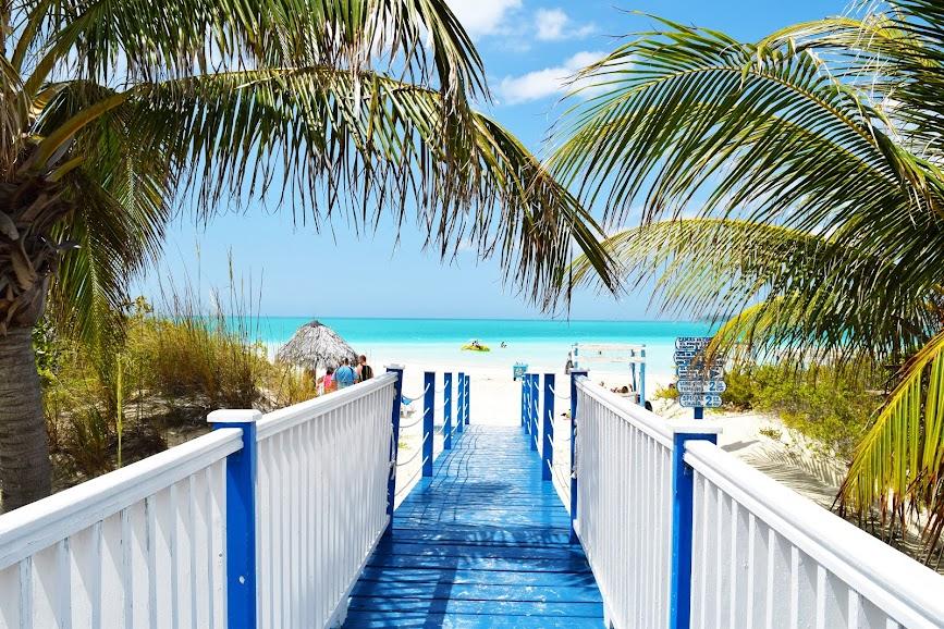 El Caribe: Playas de ensueño siempre en el pensamiento